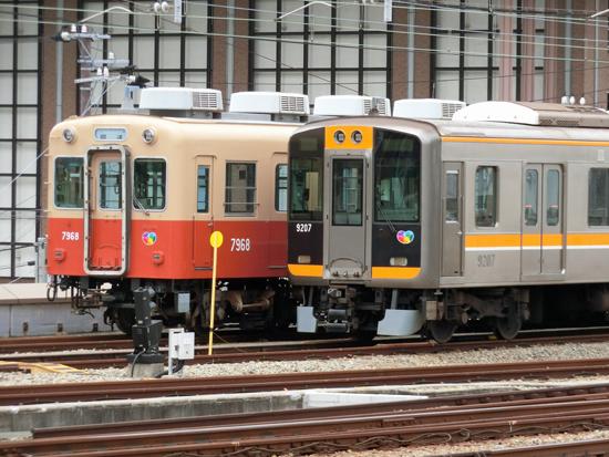 さよなら ~ 赤胴車 阪神7861形、7961形。。。本日昼頃に阪神尼崎駅で ...